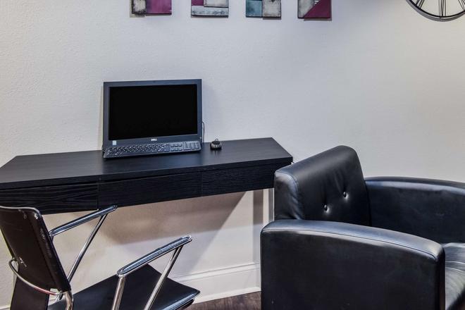 Microtel Inn & Suites by Wyndham Chattanooga/Near Hamilton P - Chattanooga - Khu vực làm việc
