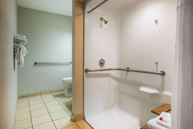 Microtel Inn & Suites by Wyndham Chattanooga/Near Hamilton P - Chattanooga - Phòng tắm