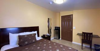 El Patio Inn - לוס אנג'לס - חדר שינה
