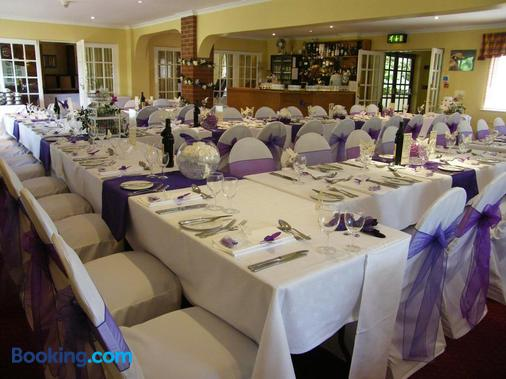 The Tumbling Weir Hotel & Restaurant - Exeter - Banquet hall