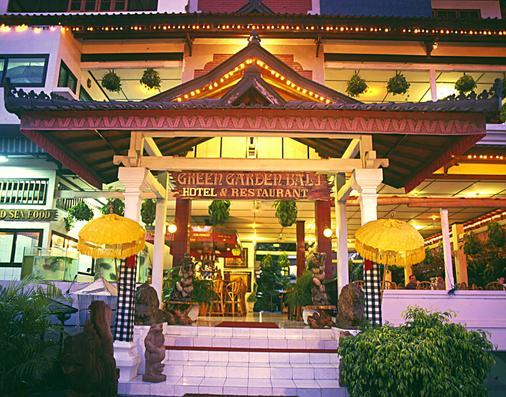 Green Garden Hotel - Kuta - Lobby