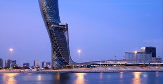 Andaz Capital Gate Abu Dhabi - a concept by Hyatt - Abu Dhabi - Outdoor view
