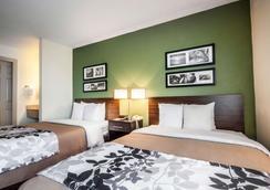 Sleep Inn Cinnaminson Philadelphia East - Cinnaminson - Chambre