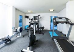 Grand Mercure Apartments Bargara Bundaberg - Bargara - Γυμναστήριο