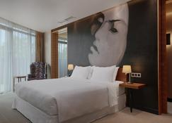 Four Points by Sheraton Kecskemet Hotel and Conference Center - Kecskemét - Makuuhuone