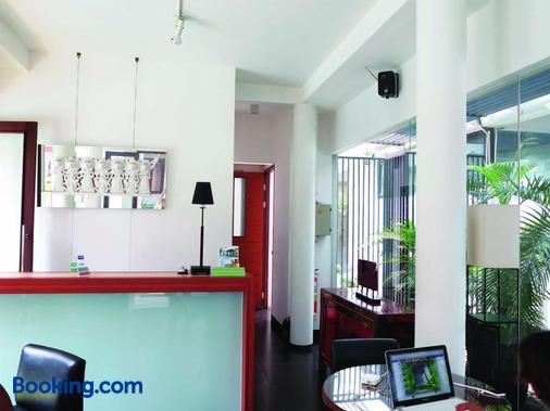 風尚區住宅酒店 - 雅加達 - 南雅加達 - 櫃檯