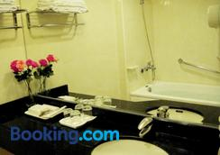 旅路渡假商務旅館 - 花蓮市 - 浴室
