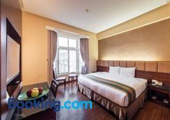 旅路渡假商務旅館 - 花蓮市 - 臥室