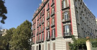 Dimora Diamante - Nápoles - Edificio