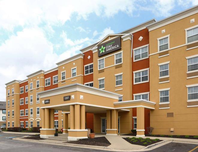 Extended Stay America - Chicago- O'Hare - Allstate Arena - Des Plaines - Building