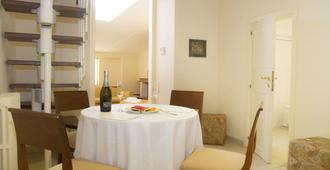 Hotel Lanzillotta - Alberobello - Dining room