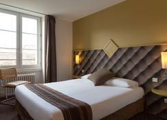 The Originals City, Hôtel Bristol, Le Puy-en-Velay (Inter-Hotel) - Le-Puy-en-Velay - Soverom