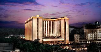 China Hotel - גואנגג'ואו - בניין