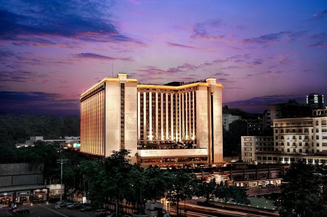 China Hotel - Κουανγκτσόου - Κτίριο