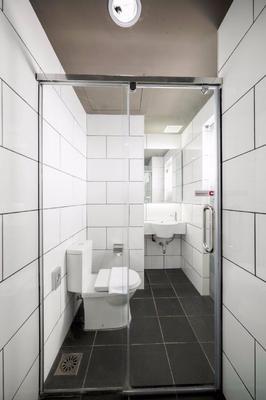 吉隆坡pwtc圖恩酒店 - 吉隆坡 - 浴室