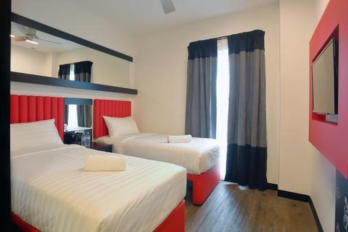 Tune Hotel Kuala Lumpur Pwtc - Kuala Lumpur - Bedroom