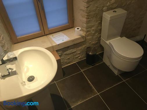 Hôtel Rocaminori - Doué-en-Anjou - Bathroom