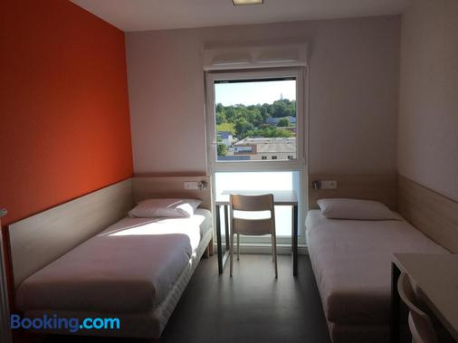 Montempô Apparthôtel Toulouse Balma - Toulouse - Bedroom