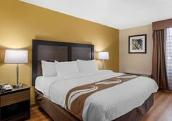 Quality Inn and Suites Ruther Glen - Ruther Glen - Bedroom