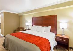 Comfort Inn Arcata-Humboldt Area - Arcata - Bedroom