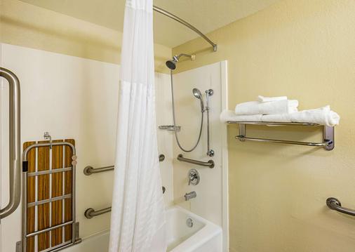 Comfort Inn Arcata-Humboldt Area - Arcata - Bathroom