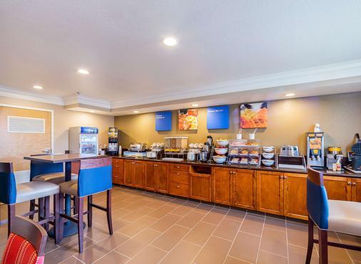 Comfort Inn Arcata-Humboldt Area - Arcata - Buffet
