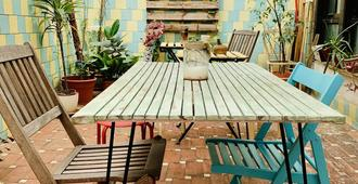 Bed&Breakfast Una Habitación Propia - Valencia - Patio