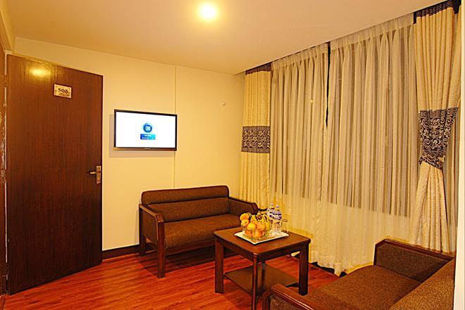 Hotel Buddha - Κατμαντού - Σαλόνι
