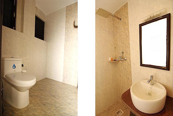 Hotel Buddha - Κατμαντού - Μπάνιο