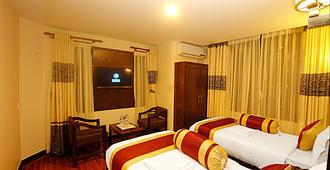 Hotel Buddha - Kathmandu - Bedroom
