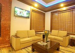Hotel Buddha - Κατμαντού - Σαλόνι ξενοδοχείου
