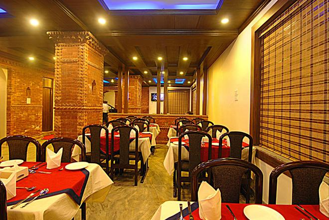 Hotel Buddha - Kathmandu - Restaurant