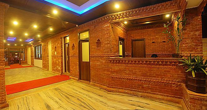 Hotel Buddha - Κατμαντού - Διάδρομος