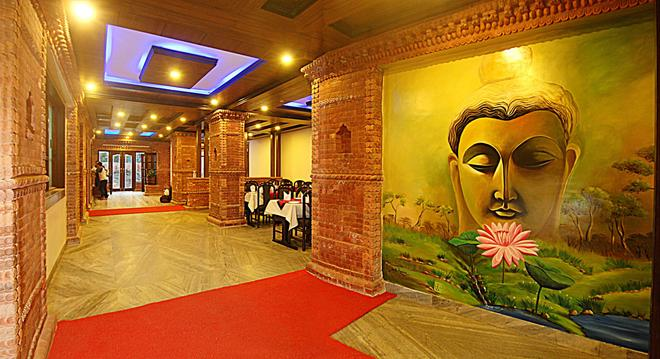 Hotel Buddha - Κατμαντού - Ρεσεψιόν