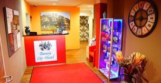 Bavaria City Hostel - Design Hostel - Füssen - Front desk