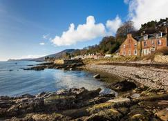 The Corrie Hotel - Brodick - Bâtiment