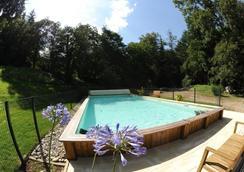 Le Saint Barnabé Hôtel & Spa - Buhl - Pool