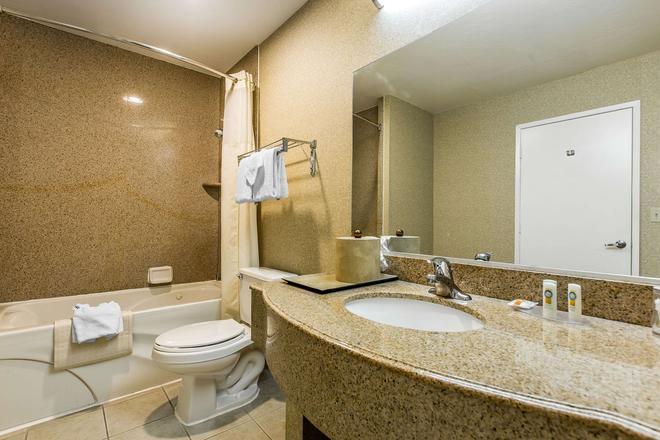 Quality Inn Near China Lake Naval Station - Ridgecrest - Μπάνιο