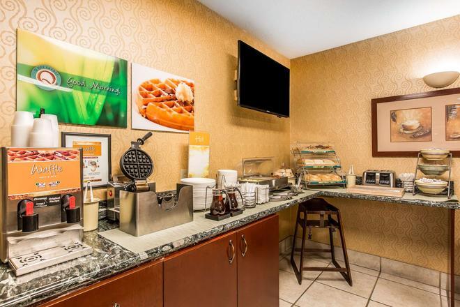 Quality Inn Near China Lake Naval Station - Ridgecrest - Buffet