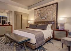 The Tennessean Personal Luxury Hotel - נוקסוויל - חדר שינה