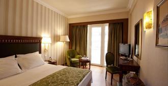 إليكترا هوتل أثينا - أثينا - غرفة نوم