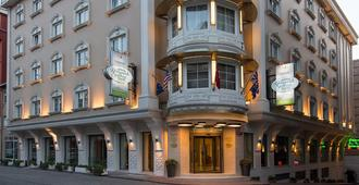 Hotel Sultania Boutique Class - Istanbul - Building