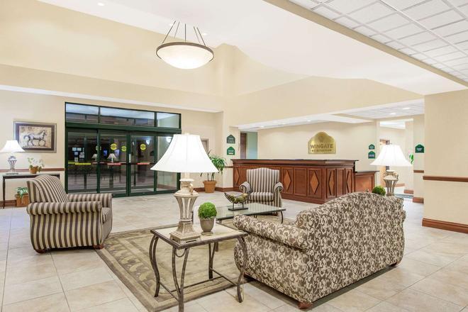 拉斐特機場溫特蓋溫德姆酒店 - 拉法葉 - 拉斐特(路易斯安那州) - 大廳