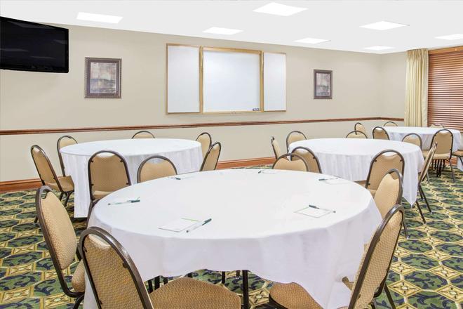 拉斐特機場溫特蓋溫德姆酒店 - 拉法葉 - 拉斐特(路易斯安那州) - 餐廳