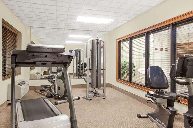 拉斐特機場溫特蓋溫德姆酒店 - 拉法葉 - 拉斐特(路易斯安那州) - 健身房