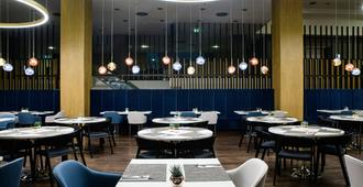 Courtyard by Marriott Warsaw Airport - ורשה - מסעדה