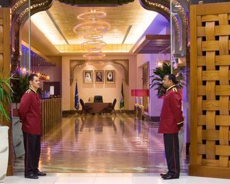 فندق بولمان زمزم مكة - مكة المكرمة - ردهة
