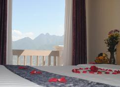 沙巴植物園酒店 - 薩帕 - 薩帕 - 臥室