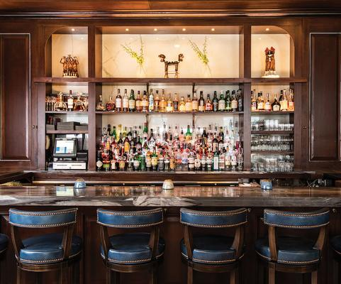 Belmond Charleston Place - Charleston - Bar