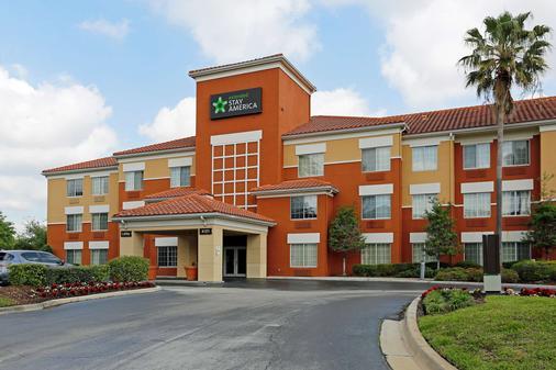 Extended Stay America - Orlando - Southpark - Equity Row - Orlando - Edificio